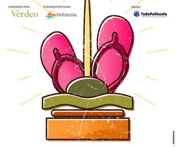 """Disfruta de las mejores tapas en la XII edición de """"Chanclas y Tapas"""" de Peñíscola"""