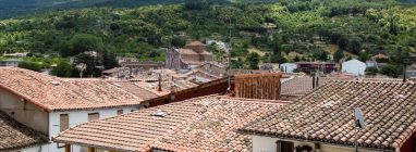 reservas casas rurales extremadura agosto