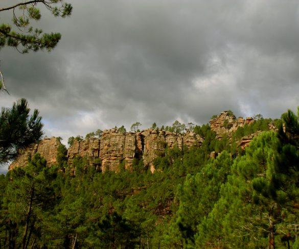 Paisaje Protegido de los Pinares de Rodeno