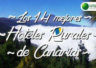 Los 14 mejores hoteles rurales de Canarias